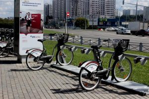 rent a bike in moscow