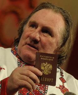 Famous foreigners with Russian citizenship