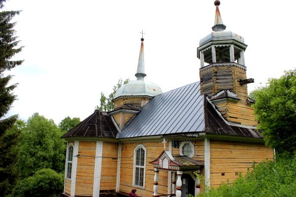 Martsyalnye vody church
