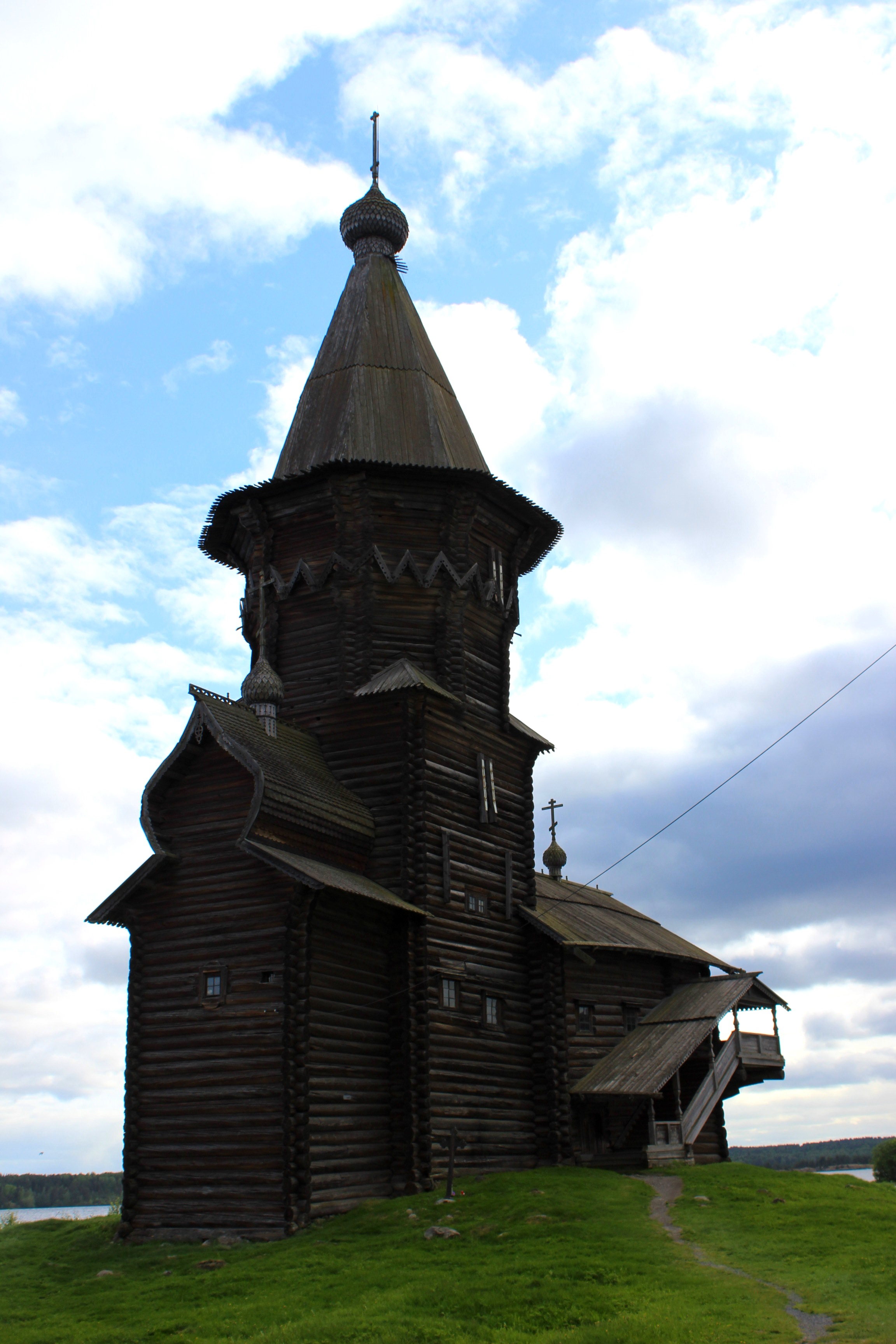 kondopoga church