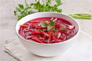 summer Russian foods