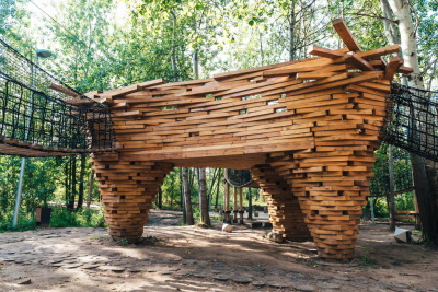 Russian playgrounds 1