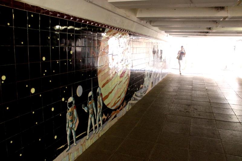 Rostov underground passages 3